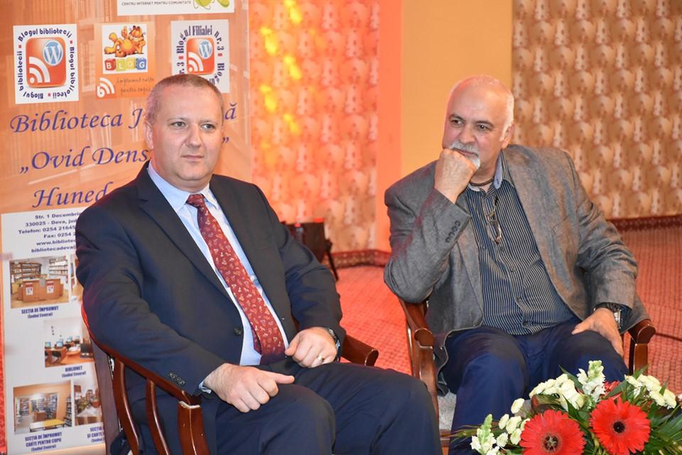 Dumitru Tâlvescu, scriitorul mereu tânăr. Eveniment cultural organizat de Biblioteca Județeană