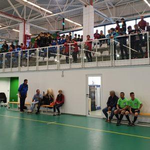 Echipamente sportive noi pentru aproape 800 de copii și juniori de la 39 de cluburi din județ