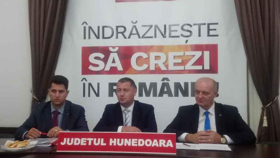 Cristian Resmeriță și Ilie Toma, parlamentari PSD, despre moțiunea de cenzură