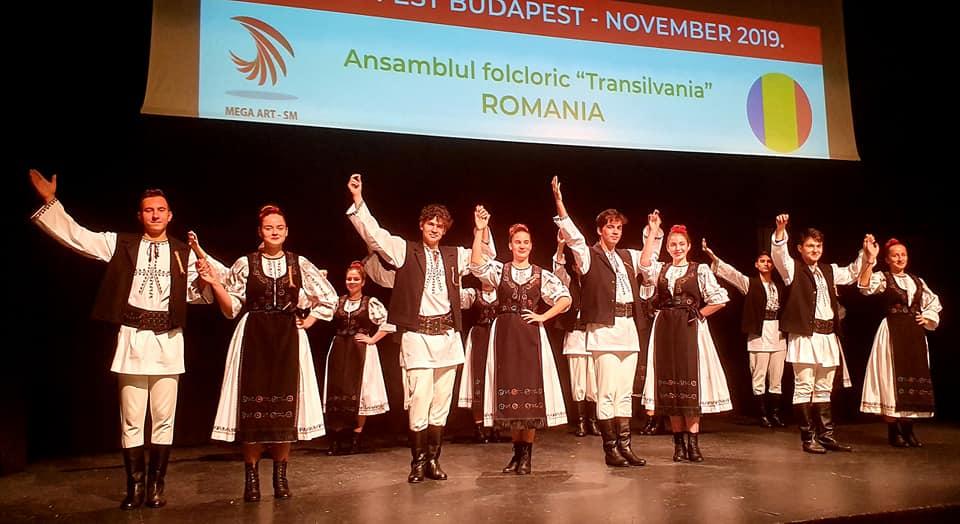 , Decebaliștii au reprezentat cu cinste județul și țara, la un festival de folclor în Budapesta