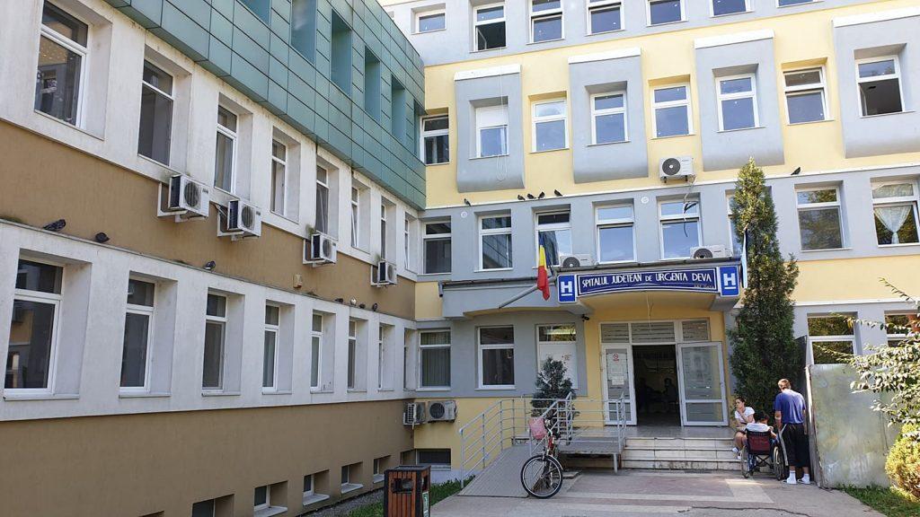 Extindere bloc operator și staționar cu 15 paturi la Spitalul Județean de Urgență Deva