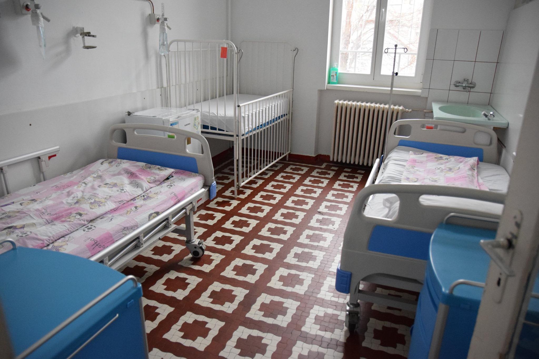 Cum s-a transformat, în ultimii ani, Secția de Pediatrie a SJU Deva