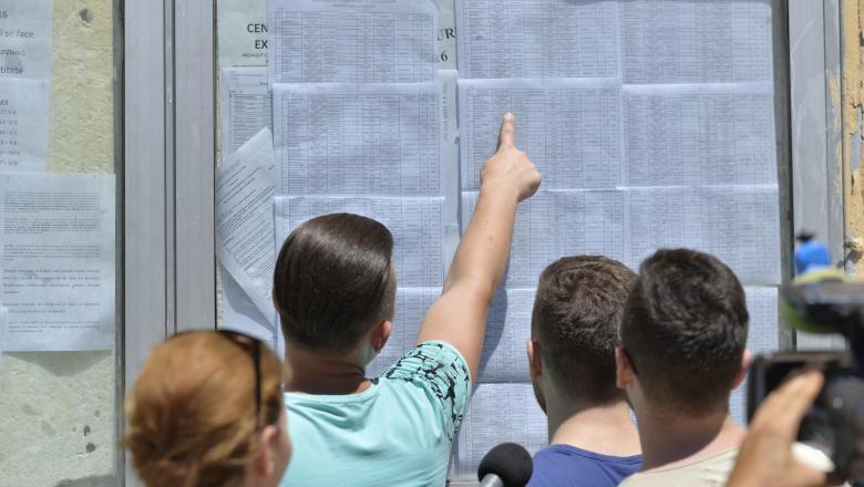 """Peste 2.000 de absolvenți de gimnaziu au fost repartizați la liceele dorite. Aproximativ 100 de elevi nu """"au prins"""" niciun loc"""